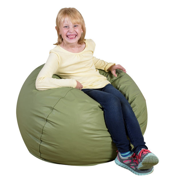 "31"" Foam Filled Bean Bag - Sage"