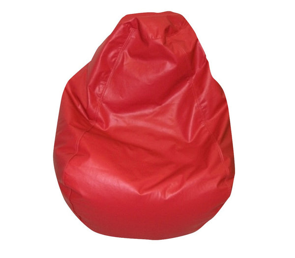 Children's Factory Tear Drop Bean Bag - Red CF610-032