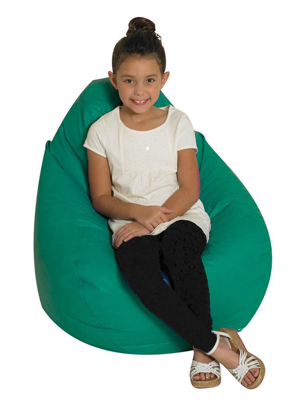Tear Drop Bean Bag - Green