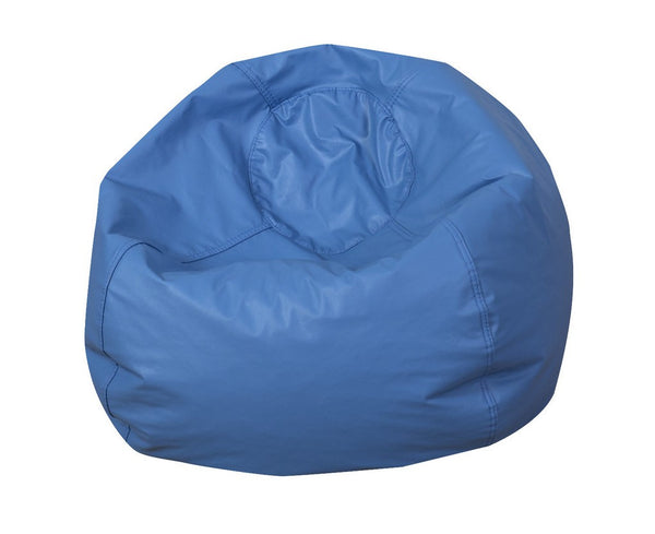 "35"" Round Bean Bag - Deep Water"