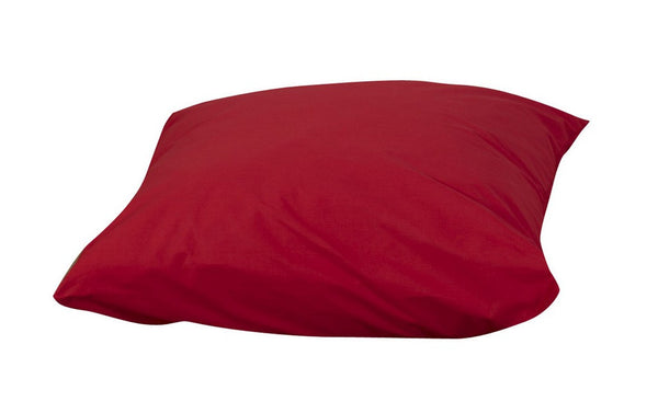 "27"" Cozy Floor Pillow - Red"