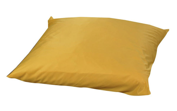 "27"" Cozy Floor Pillow - Yellow"