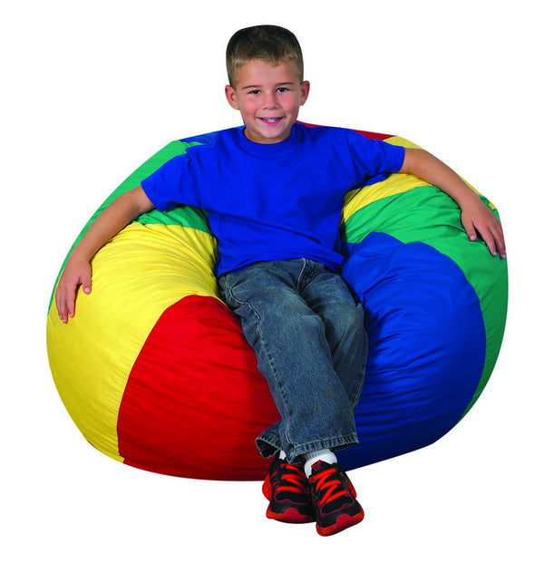 Beach Ball Lounger - Children's Soft Play