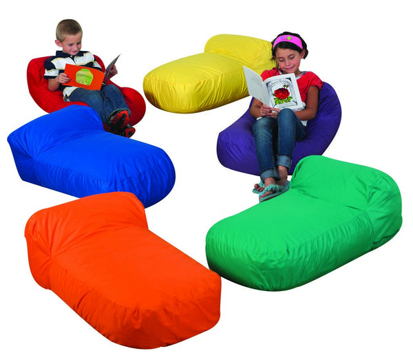 Children's Factory Primary Pod Pillows - Set of 6 CF650-527