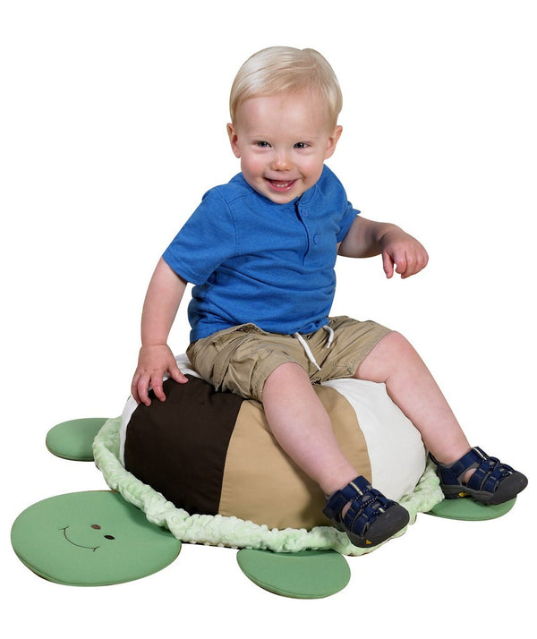 Children's Factory Sensory Turtle - Woodland