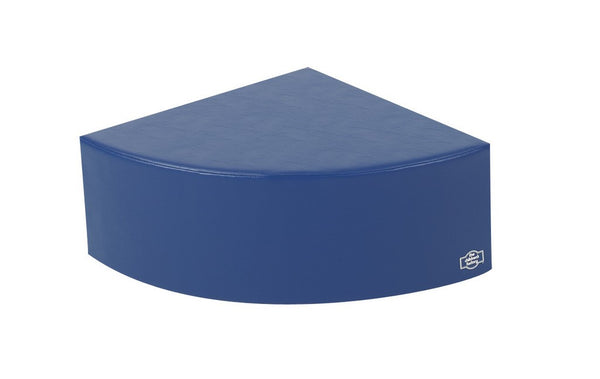 Children's Factory School Age 1/4 Circle - Blue CF705-504