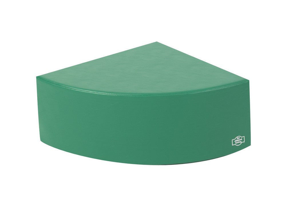 Children's Factory Bigger Age 1/4 Circle - Green CF705-544