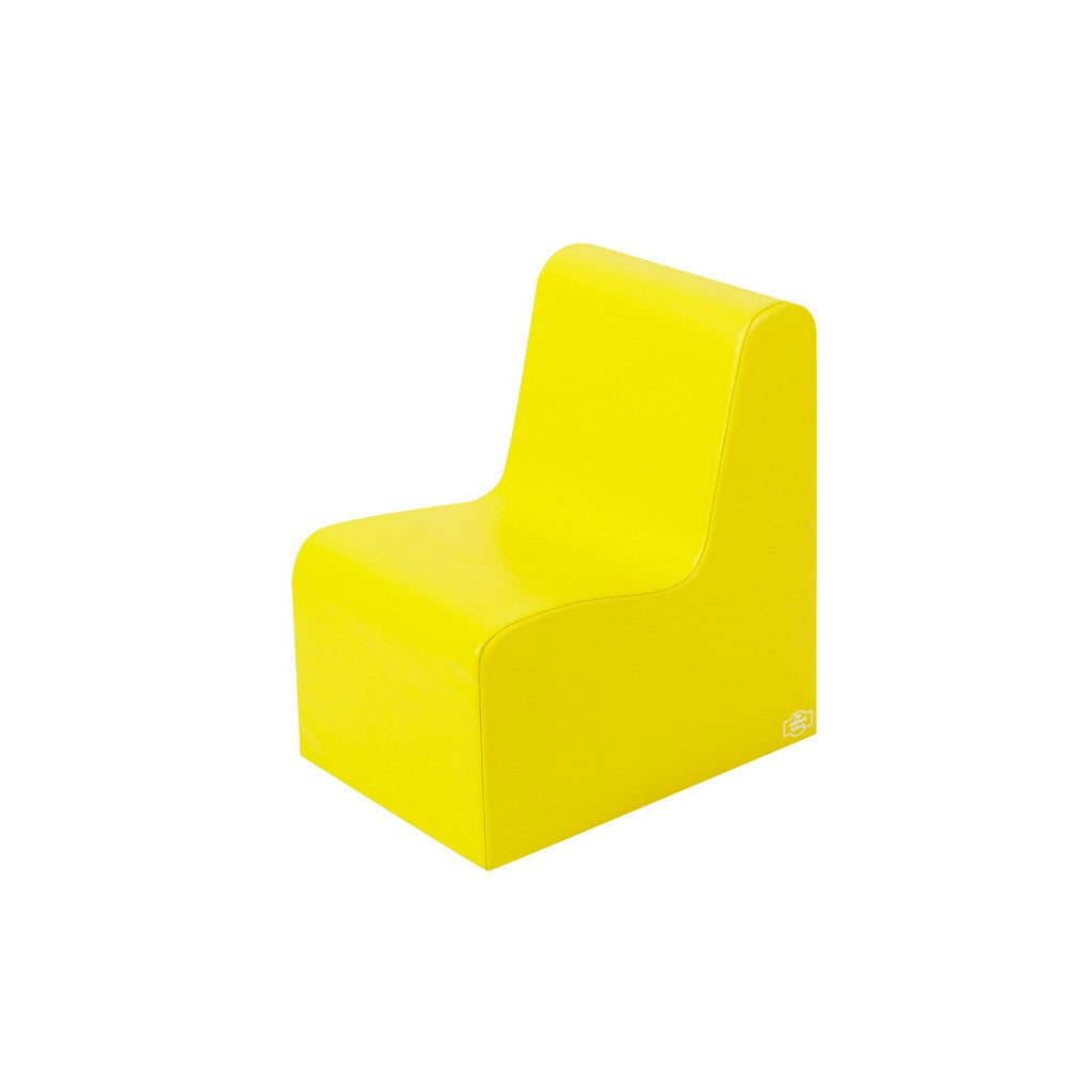 Children's Factory Medium Tot Contour Chair-Yellow