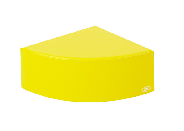 Children's Factory Bigger Age 1/4 Circle - Yellow CF705-549