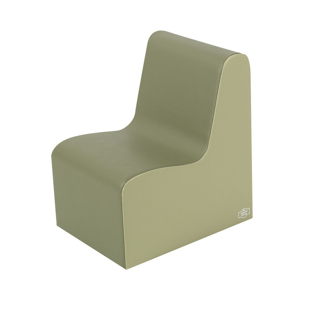 Bigger Age Contour Chair - Sage/Fern