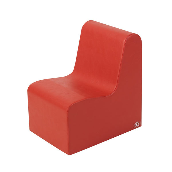 Bigger Age Contour Chair - Red