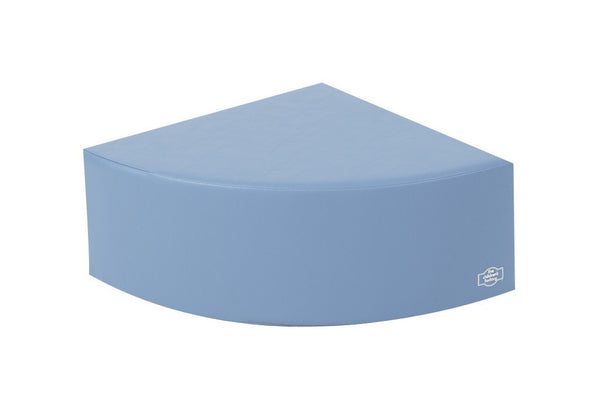 Children's Factory Bigger Age 1/4 Circle - Sky Blue CF705-519