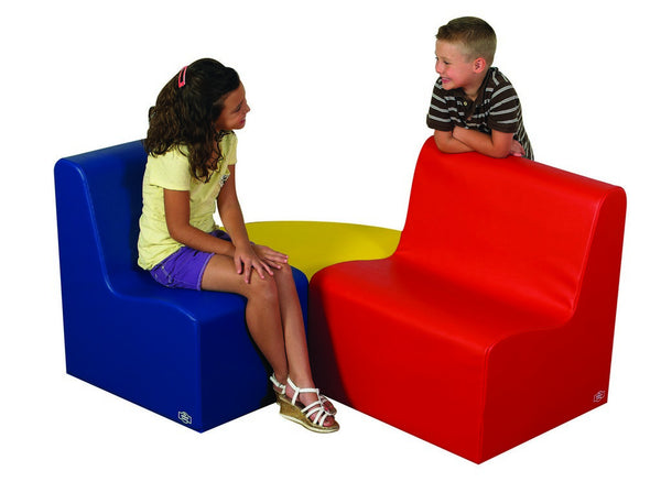 Bigger Age Contour Seating - Primary 3 Piece