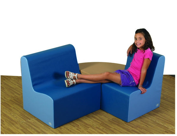 Bigger Age Contour Seating - Woodland 3 Piece