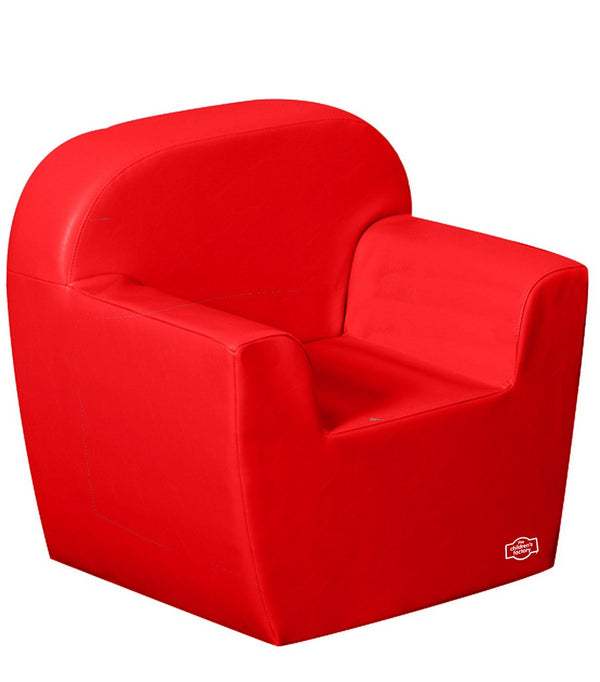 Club Chair - Red