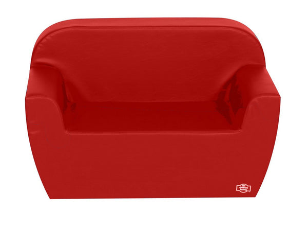 Club Sofa - Red