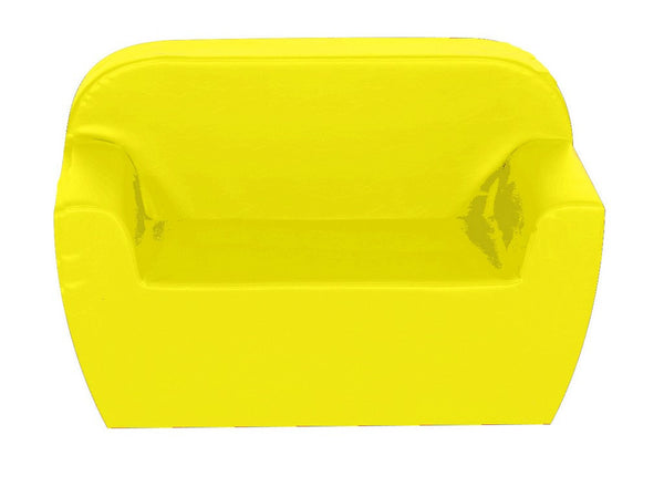 Club Sofa - Yellow