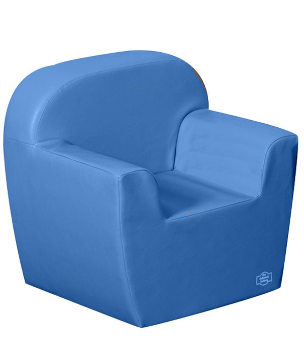 Club Chair - Sky Blue