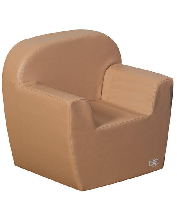 Club Chair - Almond