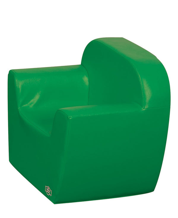 Club Chair - Green