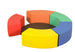 Children's Factory Rainbow Circle Seats CF805-014