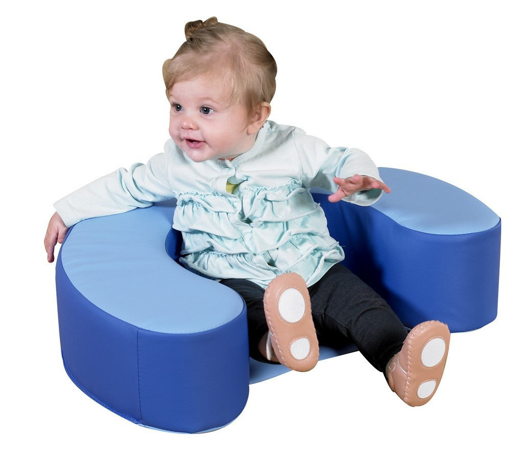 Children's Factory Sit Me Up - Two Tone Blue
