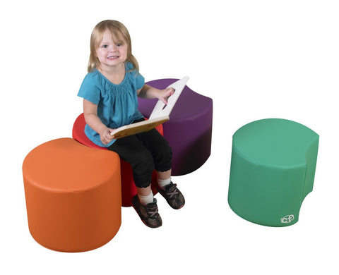 Children's Factory Dragonfly Seating Tail