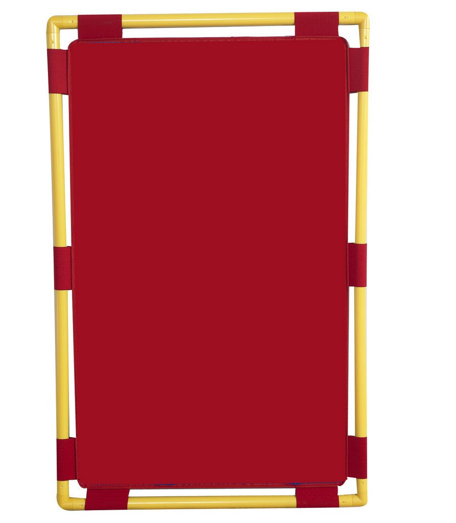 Children's Factory Rectangle Play Panel - Red