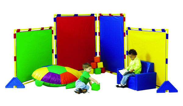 Big Screen Rainbow PlayPanel Set