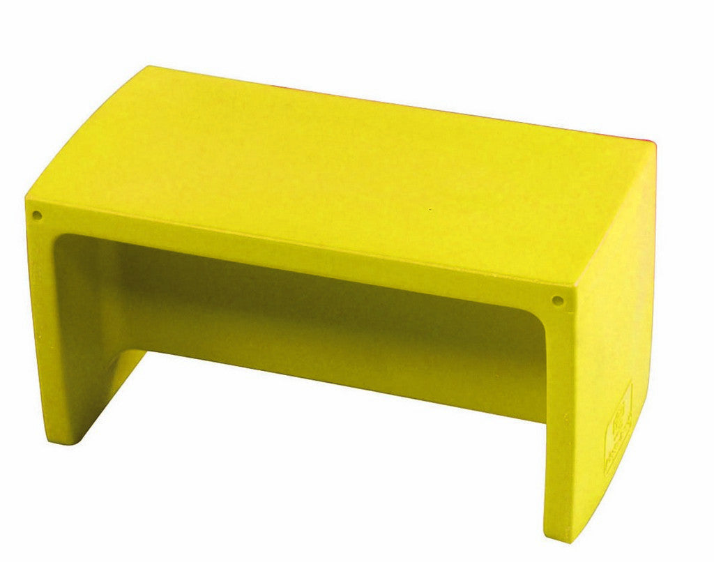 Children's Factory Adapta-Bench - Yellow