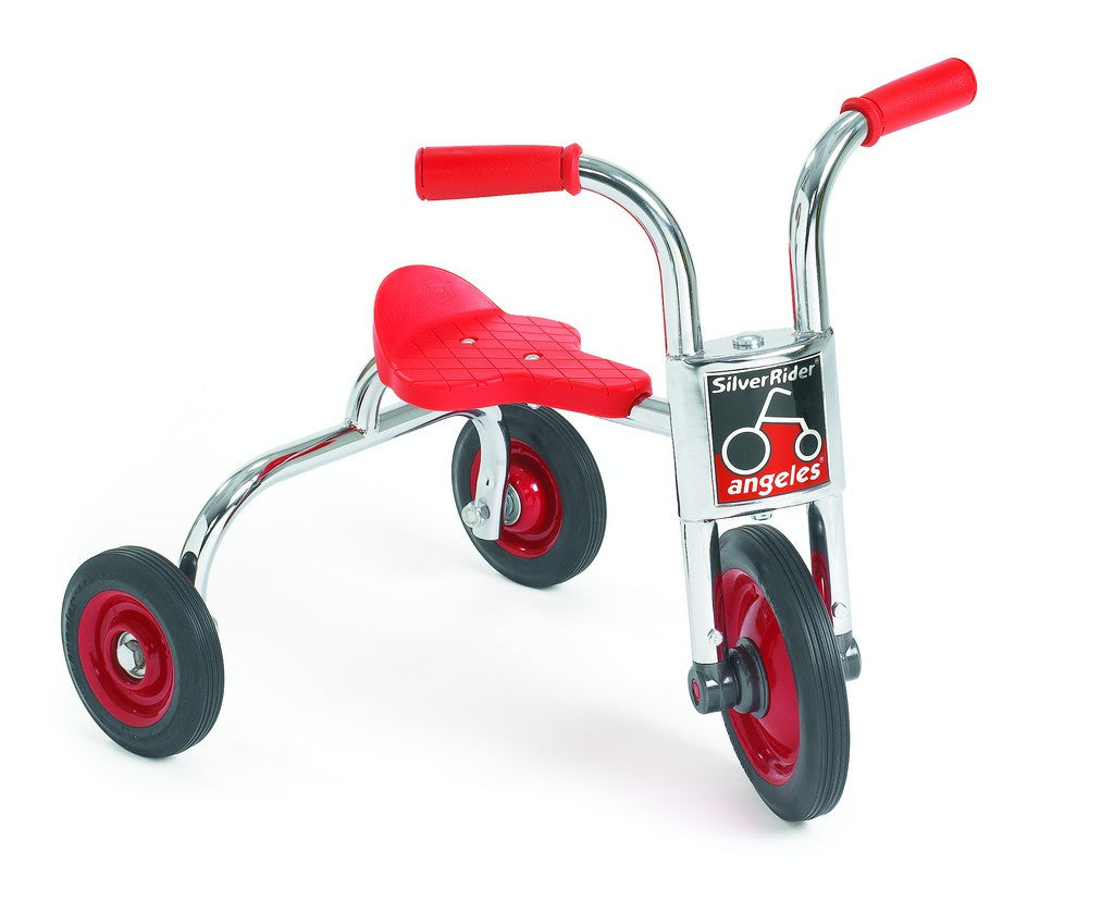 "Angeles SilverRider 8"" Pusher Trike"