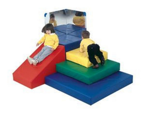 Children's Factory Toddler Pyramid Play Center
