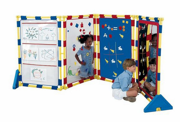 / Children's Factory Big Screen Activity PlayPanel Set