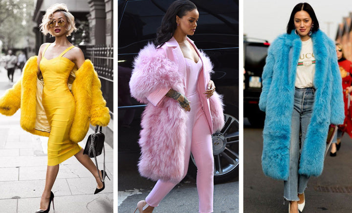Fur Real and Faux!