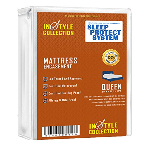 Waterproof Mattress Protector Encasement