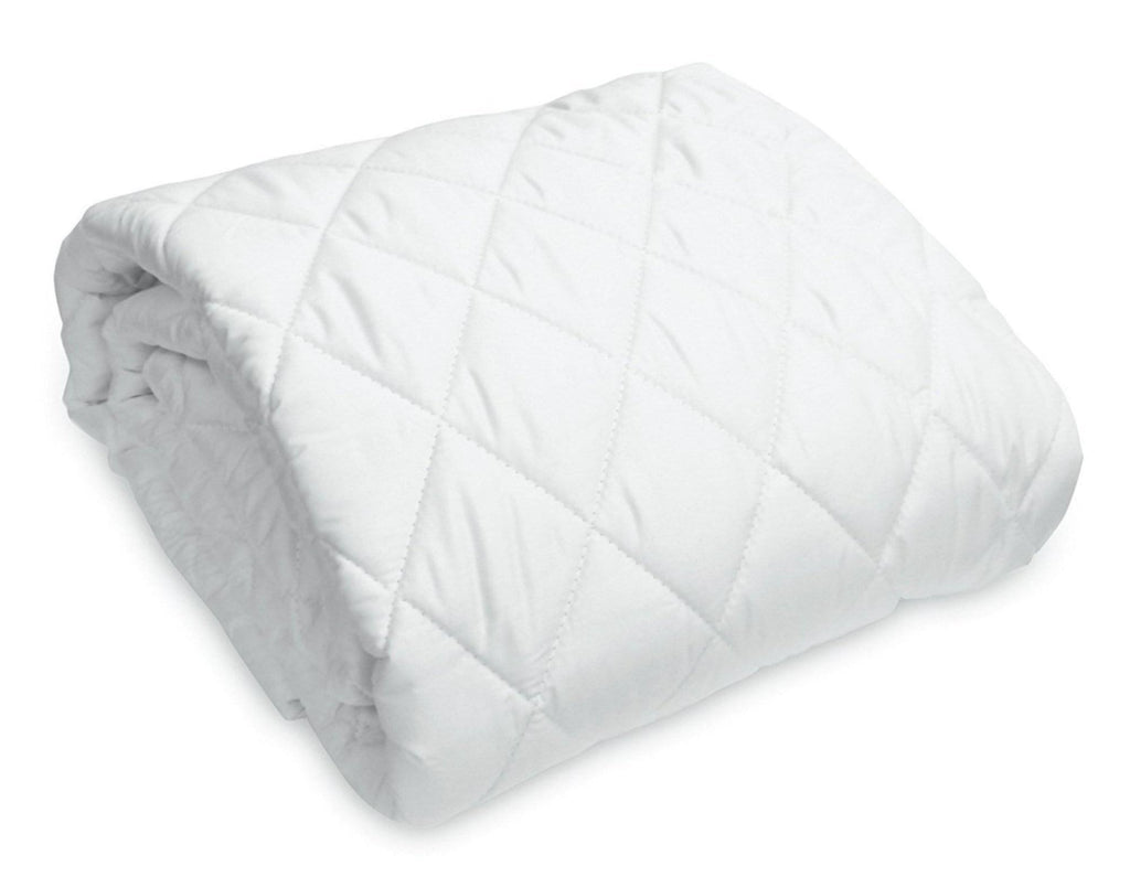 quilted mattress pad. Beautiful Quilted Ultra Waterproof Sheet Protector Quilted Mattress PadBed Pad 34 In A