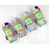Cheers Y'all Party Pack - Set of 4 Can Cuddler@