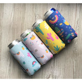 Llama and Cactus Party Pack - Set of 4 Slim Can Cuddler®