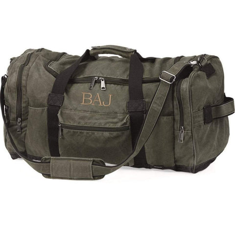 MENS EXPEDITION DUFFEL