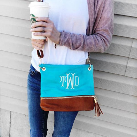 Kelly Tassel Purse