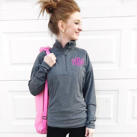 Athletic Dri-Fit Quarter Zip