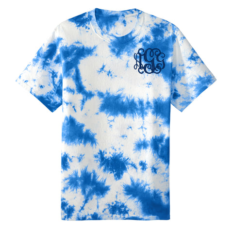 Tie Dye T-Shirt Solid Colors