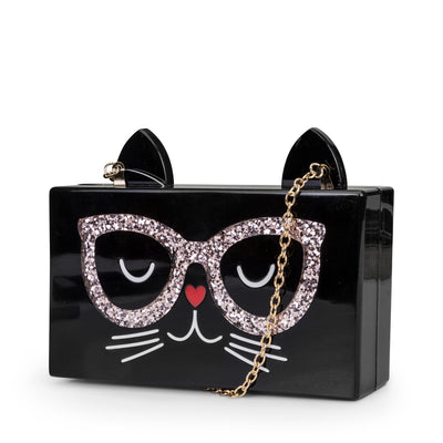 Cool Cat Date Night Clutch