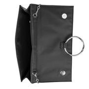 Nora Envelope Clutch with Ring Closure