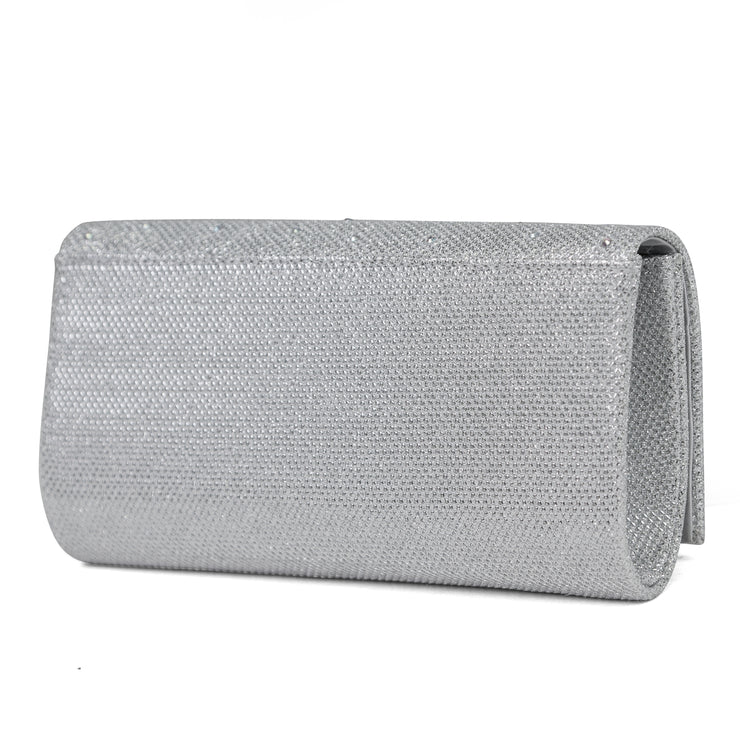Chloe Sparkle Stones Evening Clutch
