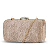 Farah Lace Evening Minaudiere