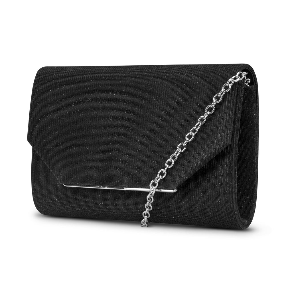 Alexis Sparkle & Shine Clutch V-Flap