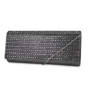 Mackenzie Sparkle & Shine East West Clutch