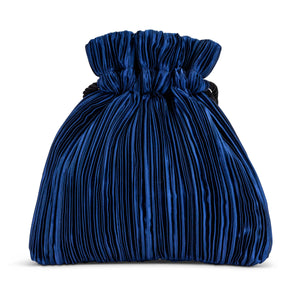 Naomi Pleated Drawstring Pouch