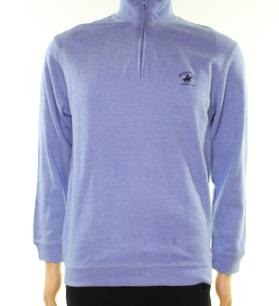 Mens Small 1/2 Zip Sweater-